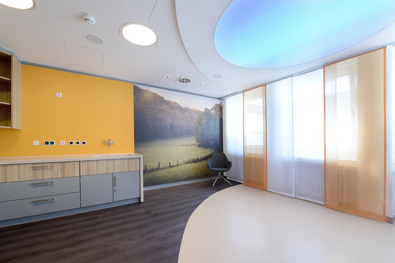 Neuer Kreißsaal in Mettmann fertiggestellt