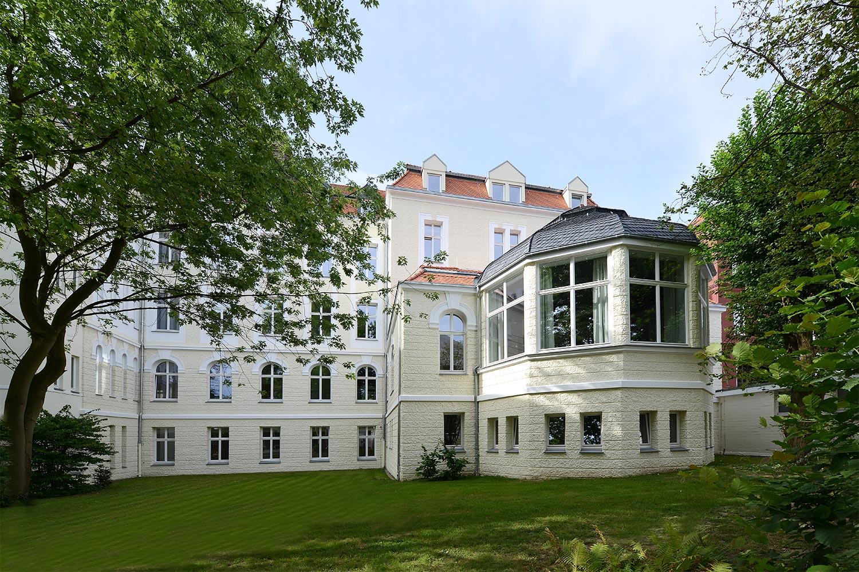 Eröffnung Haus B in Mönchengladbach
